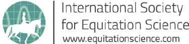 International Society for Equitation Science logo