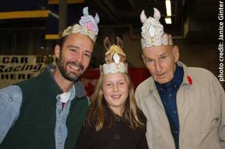 3 generations of EquiManiacs! at The Royal image