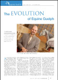 (button) The Canadian Sportsman article - The Evolution of Equine Guelph