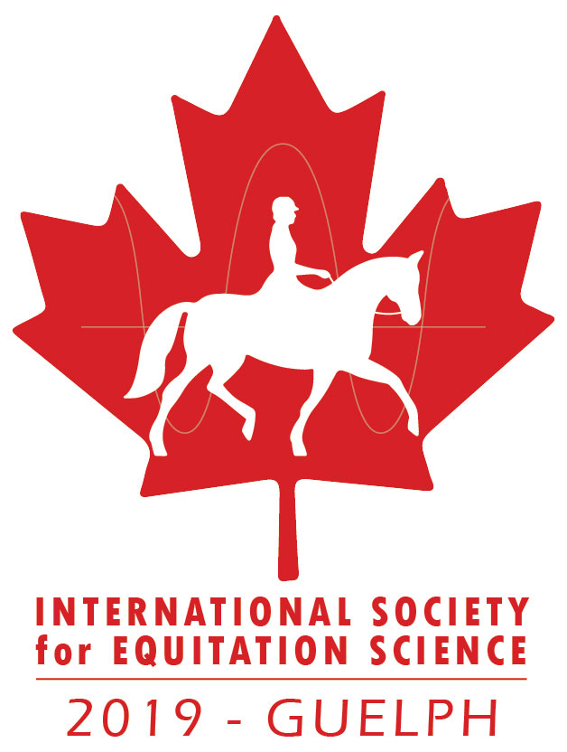 International Society for Equitation Science 2019 Conference logo