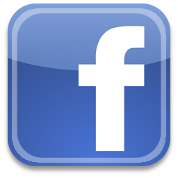 (button) Facebook logo