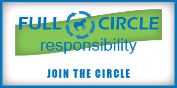 (button) Full-Circle Responsibility Equine Welfare Program