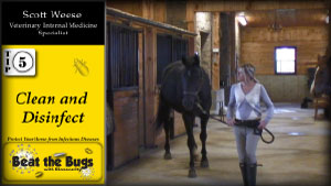 (button) BIOSECURITY TIPS FOR HORSE FARMS