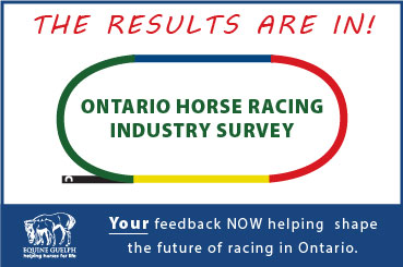 Ontario Racing Survey results