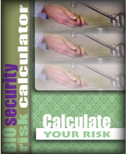 Biosecurity Risk Calculator icon