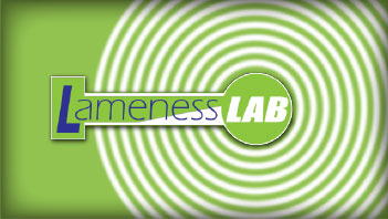 (button) LAMENESS LAB - video challenge