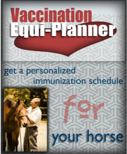 Vaccination Equi-Planner button