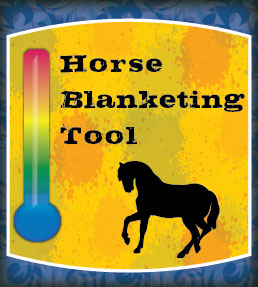 (button) Horse Blanketing Tool