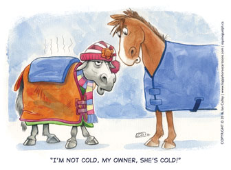 'I'm not Cold' by Ian Culley